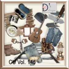 Vol. 145 Travel World pack by Doudou Design