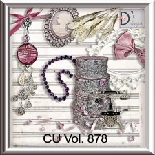 Vol. 878 vintage elements by Doudou Design
