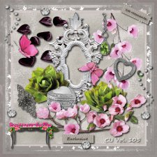 Vol 105 Mother Day Elements EXCLUSIVE bymurielle