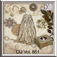 Vol. 851 vintage elements by Doudou Design
