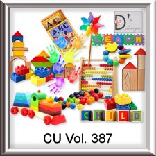 Vol. 387 Kids Toys Mix by Doudou Design