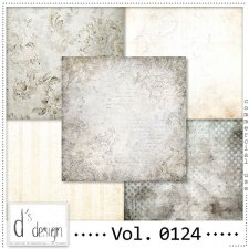 Vol. 0124 Vintage papers by Doudou Design