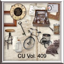 Vol. 409 Vintage Mix by Doudou Design