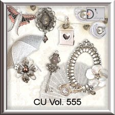Vol. 555 Love Pack by Doudou Design