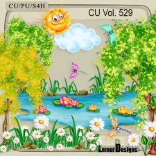 CU Vol 529 Summer Day by Lemur Designs
