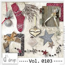Vol. 0103 Christmas Mix by Doudou Design