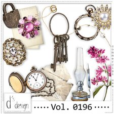 Vol. 0196 Vintage Mix by Doudou Design