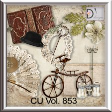 Vol. 853 vintage elements by Doudou Design