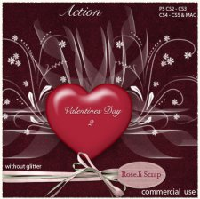 Action - Valentines Day II by Rose.li