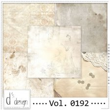 Vol. 0192 Vintage Papers by Doudou Design