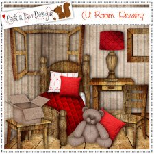 Room Dreams Element Mix by Peek a Boo Designs