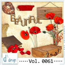 Vol. 0061 Autumn Mix by Doudou Design