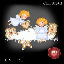 CU Vol 060 Christmas by Lemur Designs