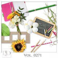 Vol. 0269 to 0273 School Mix by D's Design