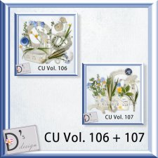 Vol. 106 & 107 Element BUNDLE by Doudou Design