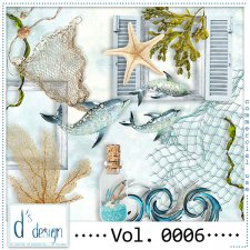 Vol. 0006 Beach Mix by Doudou Design