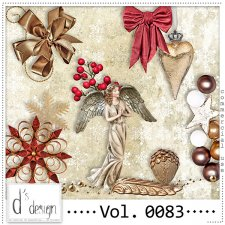 Vol. 0083- Christmas Mix by Doudou Design