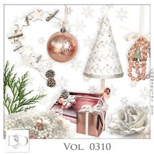 Vol. 0310 Christmas Mix by D's Design