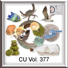 Vol. 377 Beach Sea Mix by Doudou Design