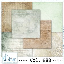 Vol. 988 Vintage papers by Doudou Design