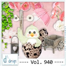 Vol. 940 Spring Mix by Doudou Design