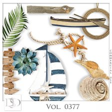 Vol. 0377 Sea Mix by D's Design