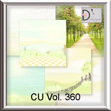 Vol. 360 Paper pack by Doudou Design