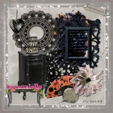 Vol 93 Baroque Elements EXCLUSIVE bymurielle