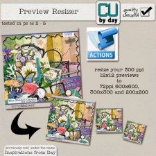 Preview Resizer - CUbyDay EXCLUSIVE