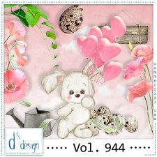 Vol. 944 Spring Mix by Doudou Design