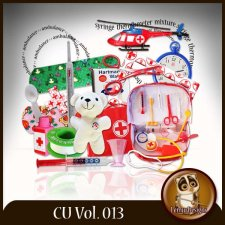 CU Vol 013 Medical by Lemur Designs