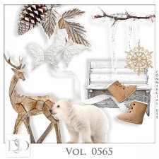 Vol. 0565 Winter Mix by D's Design
