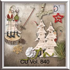 Vol. 840 christmas by Doudou Design
