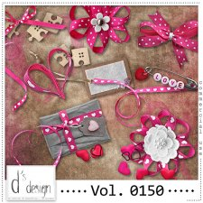 Vol. 0150 Love Mix by Doudou Design