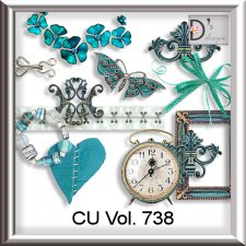 Vol. 738 by Doudou Design