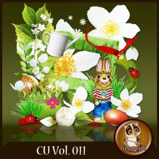 CU Vol 011 Easter Spring by Lemur Designs
