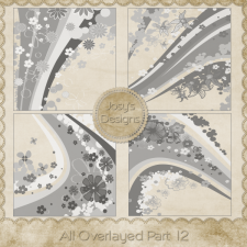 All Overlayed Part 12 by Josy