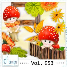 Vol. 953 by Doudou Design