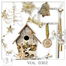 Vol. 0302 Christmas Mix by D's Design