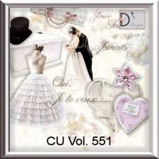 Vol. 551 Love Pack by Doudou Design