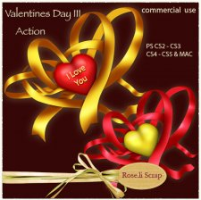 Action - Valentines Day III by Rose.li