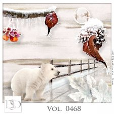 Vol. 0465 to 0468 Winter Mix by D's Design