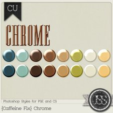 Caffeine Fix Chrome PS Styles by Just So Scrappy