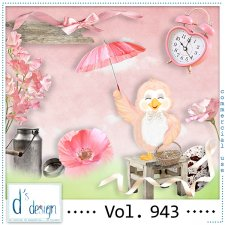 Vol. 943 Spring Mix by Doudou Design