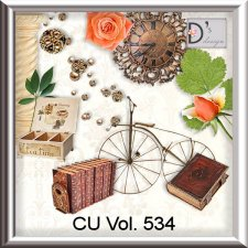 Vol. 534 Vintage Mix by Doudou Design