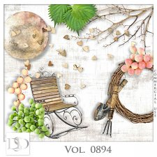 Vol. 0894 Spring Nature Mix by D's Design