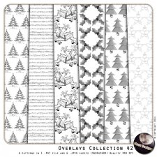Overlays Collection 42 by MoonDesigns