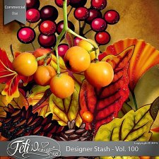 Designer Stash Vol 100 - CU by Feli Designs