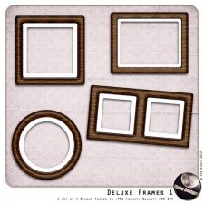 Deluxe Frames 1 by MoonDesigns