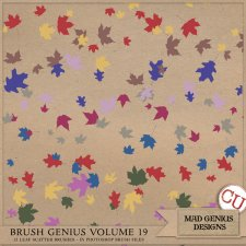 Brush Genius Volume Nineteen by Mad Genius Designs